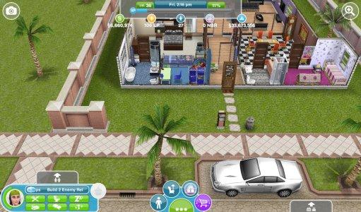 تحميل لعبة the sims freeplay